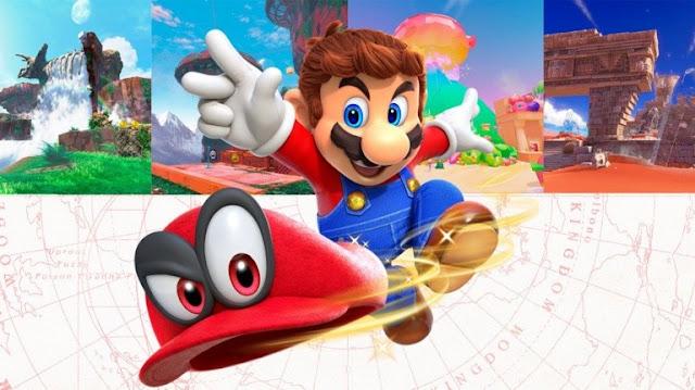 نينتندو تكشف قائمة أكثر ثلاثة ألعاب مبيعا على جهاز Nintendo Switch