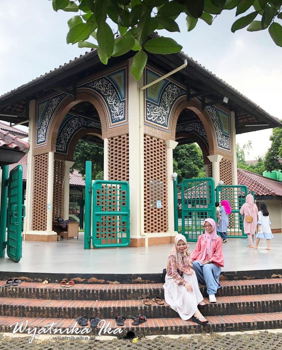 Dari Bandar Lampung sang Tapis Berseri ke Jakarta si Jantung Hati ke Depok si Kota Petir