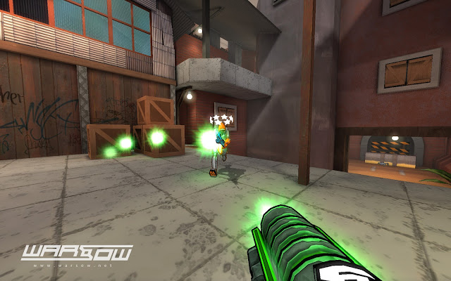 Download Warsow- un joc shooter
