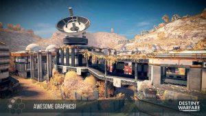 Destiny Warfare Sci-Fi FPS