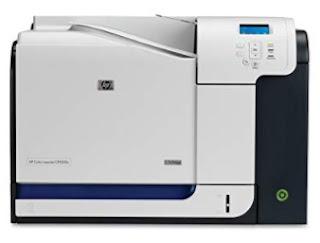 Imprimante Pilotes HP Color LaserJet CP3520 Télécharger