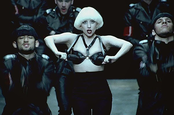 Lady Gaga has repeatedly been accused of imitating Madonna