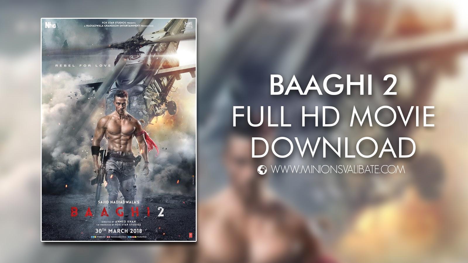 BAAGHI 2 FULL HD MOVIE DOWANLOAD