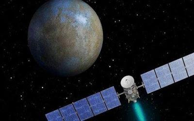 Misteri Kawah yang Hilang di Planet Kerdil Ceres