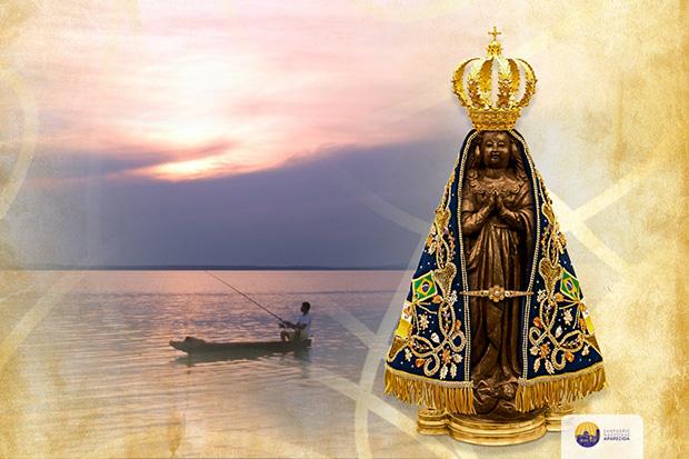 Icatolica Com Nossa Senhora Da Conceição Aparecida: ICatolica.com: Arquidiocese De São Luís Recebe Imagem