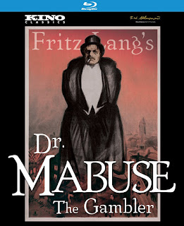 "Blu-Ray Review | ""Dr. Mabuse, The Gambler"""