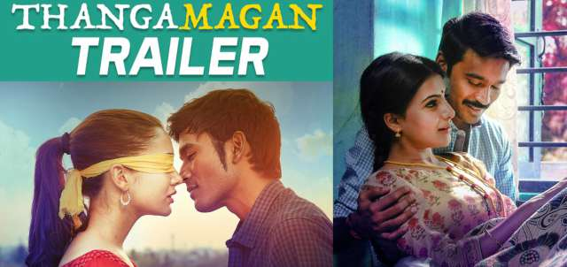 Thangamagan Tamil Movie HD