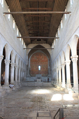 Frioul, Frioul Vénétie julienne, Aquilée, patriarcat, basilique, Aquileia,