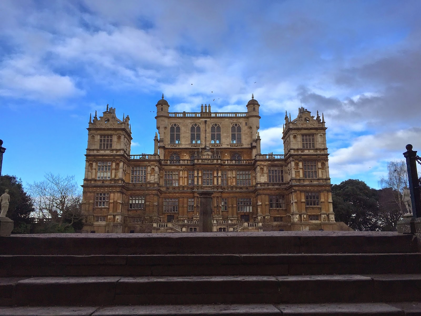 Morgan's Milieu | Health and Weight Loss Tips 5: Wollaton Hall, Nottingham