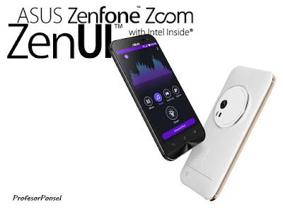 Spesifikasi Asus Zenfone Zoom Lengkap Dengan Harga Terkini