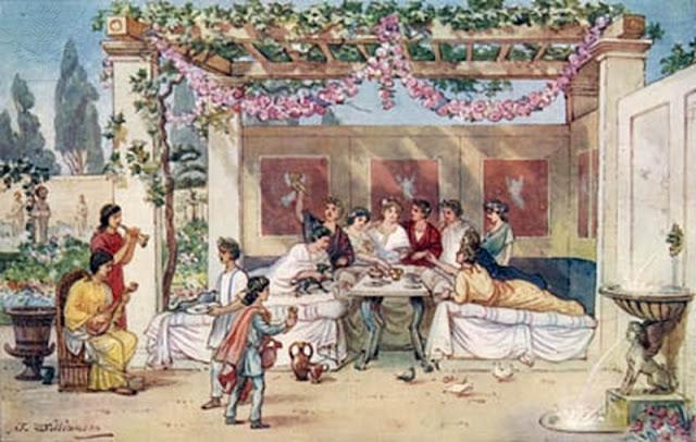 Αποτέλεσμα εικόνας για συμποσιο αρχαιων ελληνων