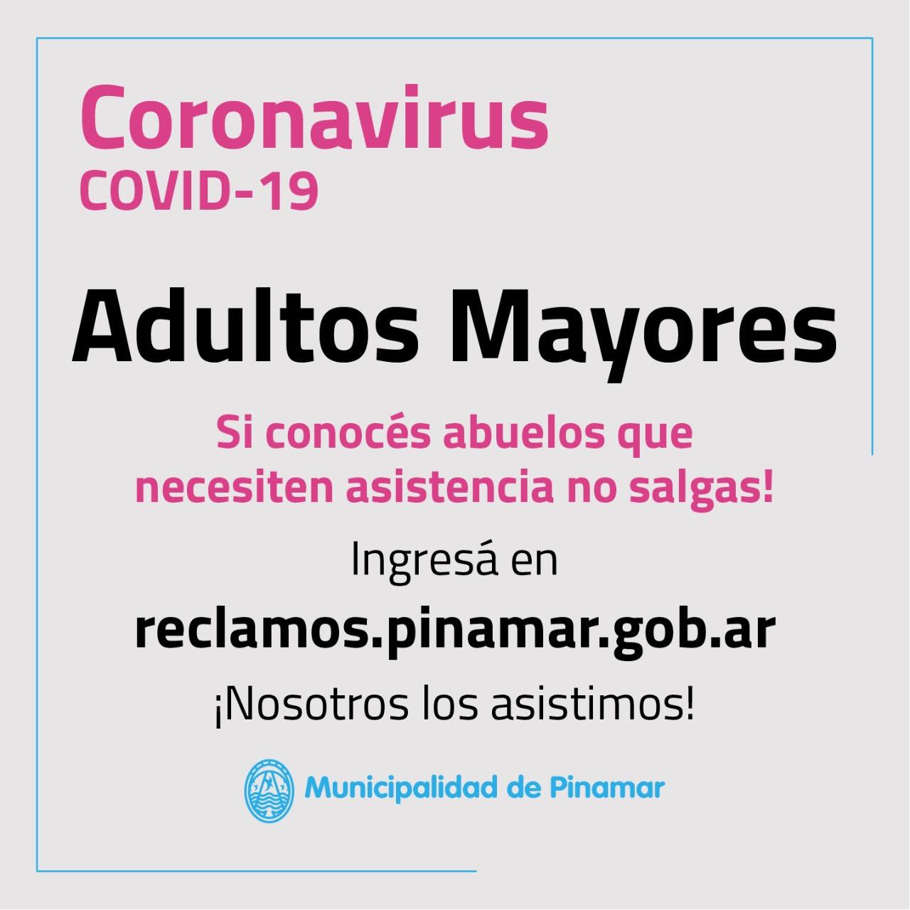 Información Municipal/ Adultos Mayores
