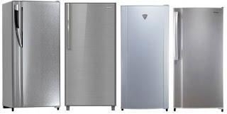 daftar harga kulkas 1 pintu terbaru
