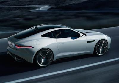 Jaguar car models: F-Type