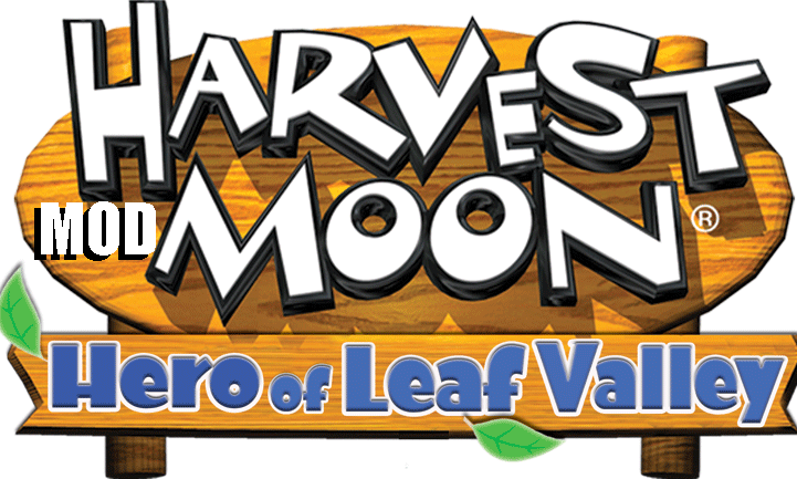 Mod Texture Harvest Moon Hero Leaf Valley [HM HLF] PPSSPP