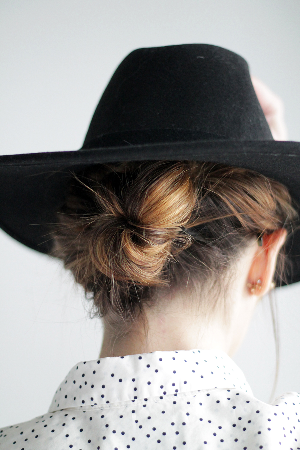 Life File Two Easy Low Bun Hairstyles Anyone Can Master The Vault