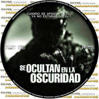 GALLETASE OCULTAN EN LA OSCURIDAD - BE AFRAID - 2017