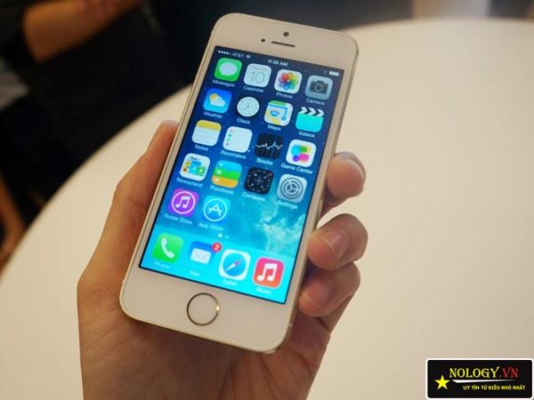 Sau đây là thông số cơ bản về cấu hình của iPhone 5s lock Nhật