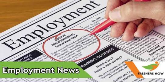 News latest pdf employment