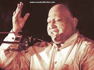 Hum Apni Shaam ko Jab Nazr e Jaam Kerte Hain by Nusrat fateh Ali khan Collection