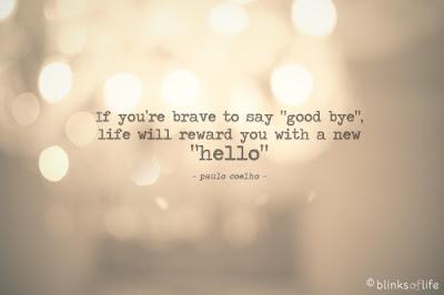 Cuộc sống của bạn sẽ không thể bước sang trang mới nếu bạn không chịu gấp lại những trang cũ đã qua.
