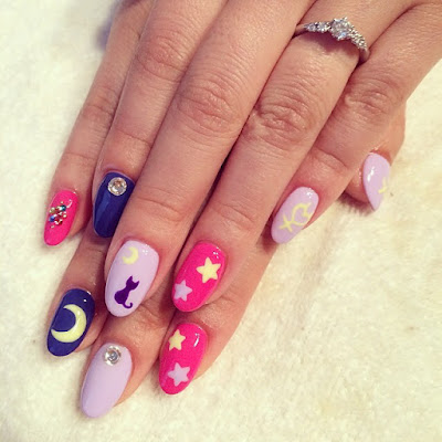 Uñas Lindas Decoradas 2017
