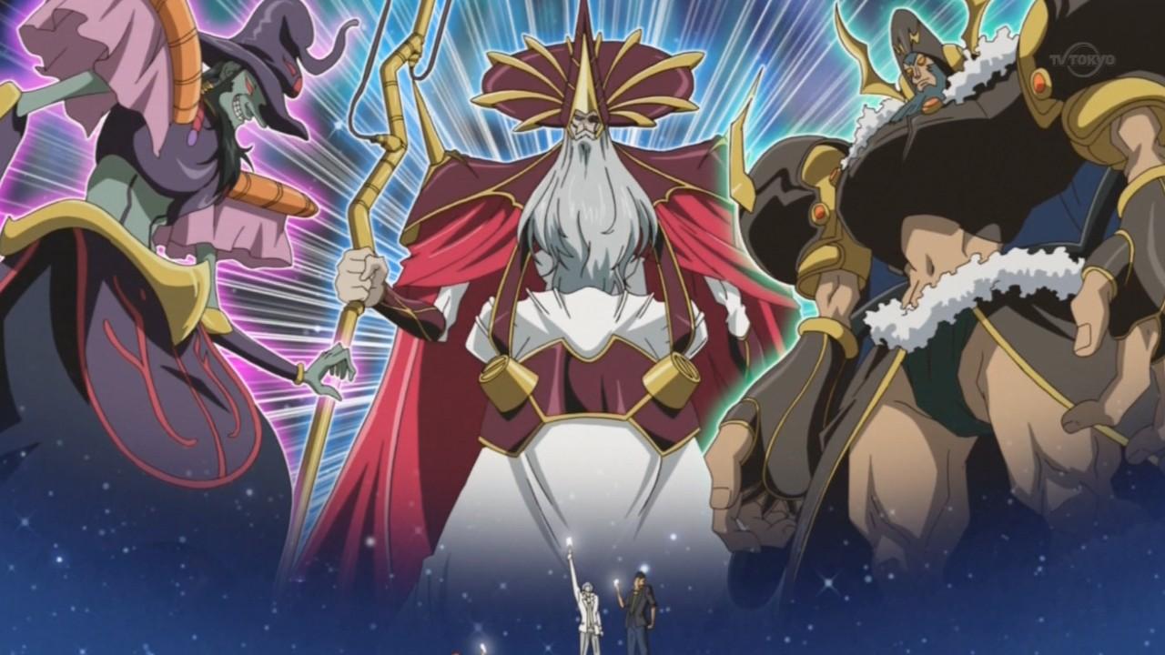 Sở dĩ 3 vị thần Loki, Thor và Odin được Konami chọn là bởi 3 tính cách đặc  trưng và ảnh hưởng rất lớn đến thế giới Aesir của họ.