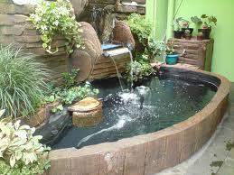 kolam ikan koi.kolam relief.kolam air mancur | love green