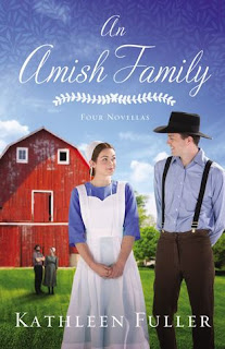 Heidi Reads... An Amish Family by Kathleen Fuller