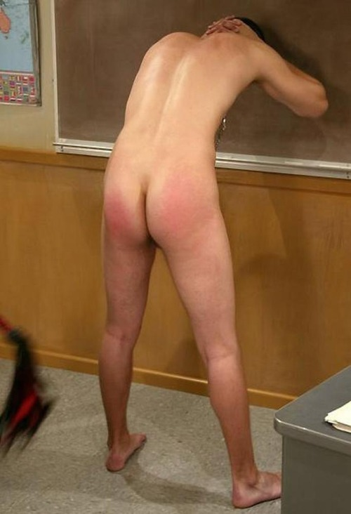 18 Year Old Guys Punished Naked: School Humiliation