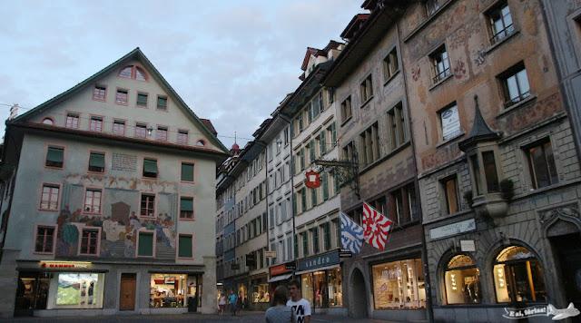 Lucerna, Suíça