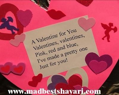 Top 5 Best Valentine Day Shayari 2019 Happy Vlentines Day 2019