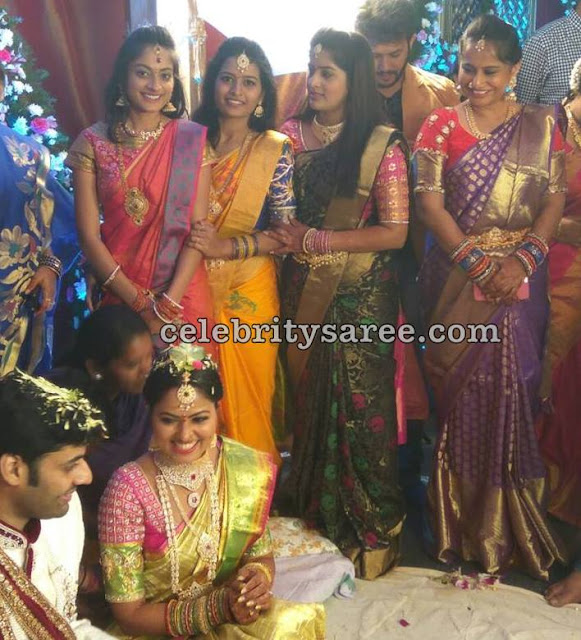 Actress Suhasini Wedding