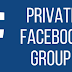 Create Secret Group Facebook