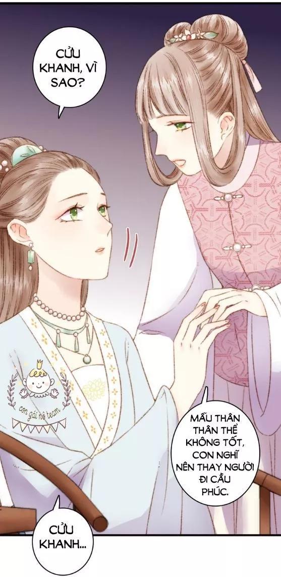 Nàng Phi Cửu Khanh - Thần Y Kiều Nữ chap 3 - Trang 33