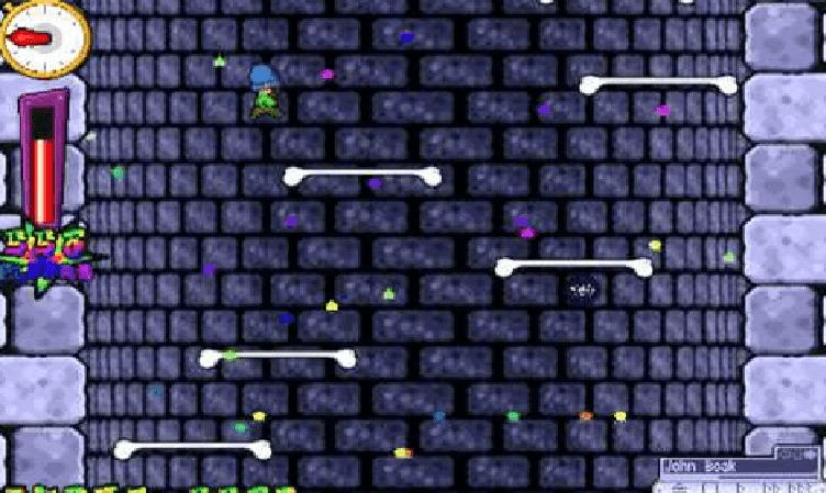 تحميل لعبة الرجل النطاط Download Icy Tower