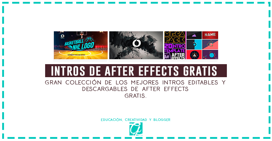 intros editables gratis de after effects 2018