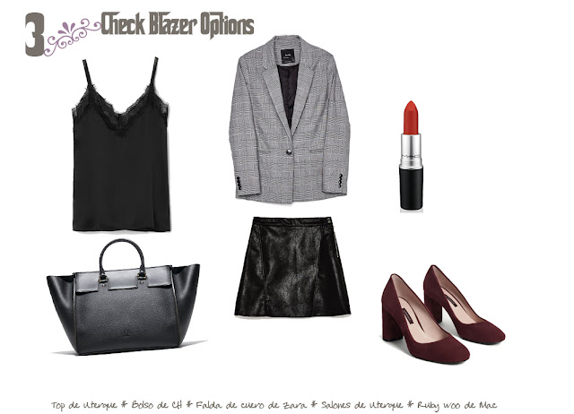 photo-ideas-como-combinar-chaqueta-blanco-negro-cuadros-check-blazer