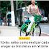 ►Bike Vitória: saiba como realizar cadastro e alugar as bicicletas em Vitória/ES