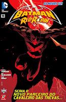 Os Novos 52! Batman e Robin #19