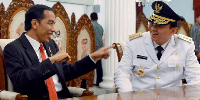 Skandal E-KTP, Jokowi Diminta Jangan Lindungi Ahok