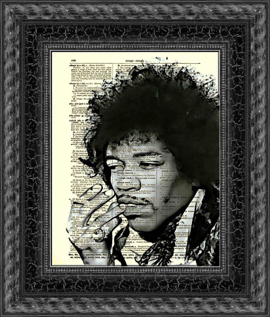 11-Jimi-Hendrix-Belle-Old-Books-and-Dictionaries-in-Re-Imagination-Prints-www-designstack-co