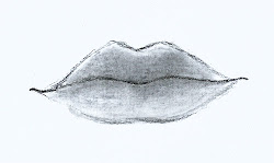mouth draw basic shading step lip secrets