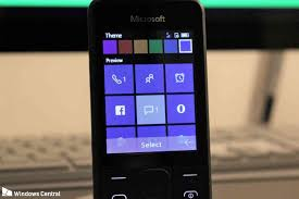 Unreleased Microsoft feature phone was shown off in new photos
