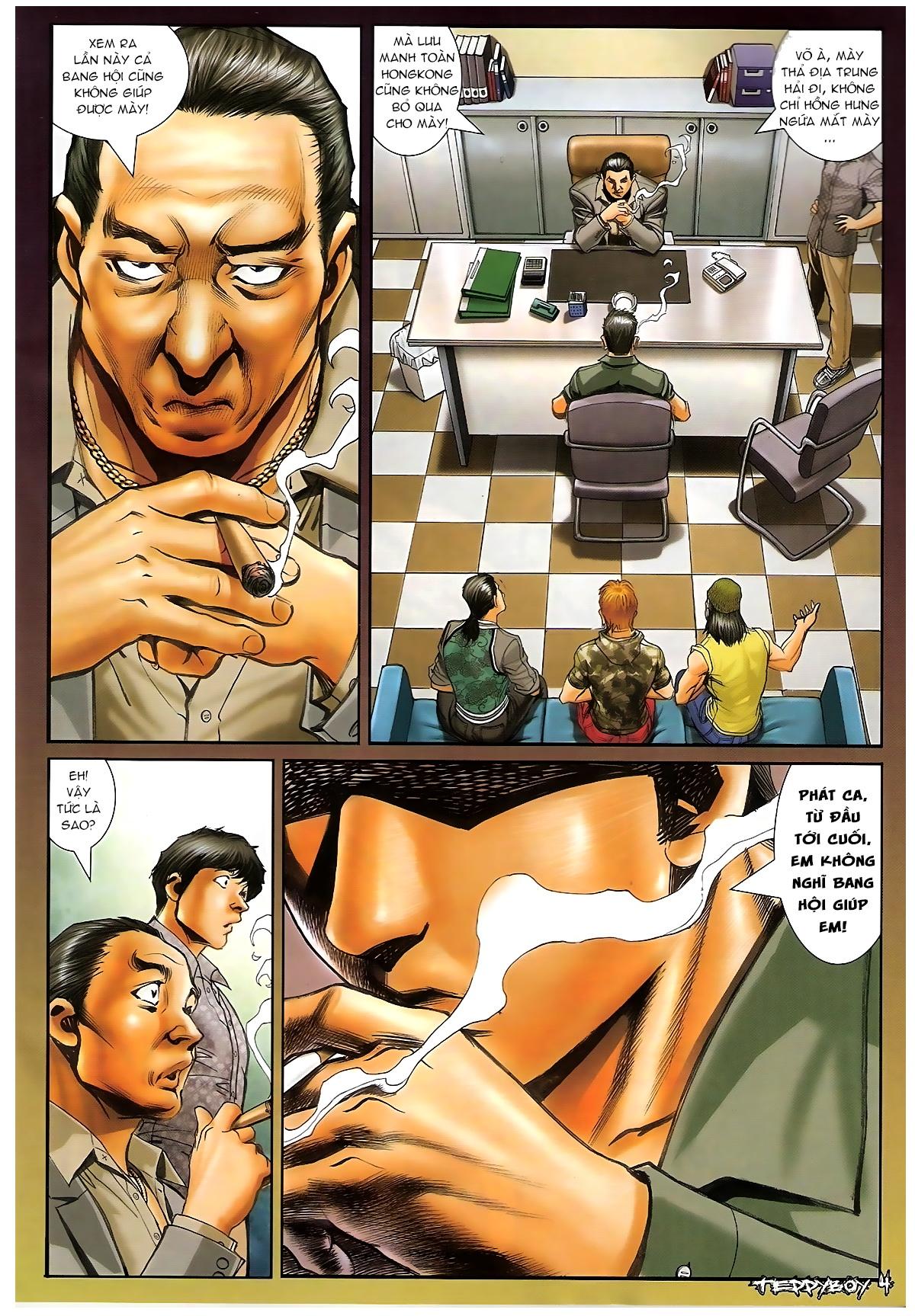Người Trong Giang Hồ - Chapter 1319: Con trai Sinh Phiên - Pic 3