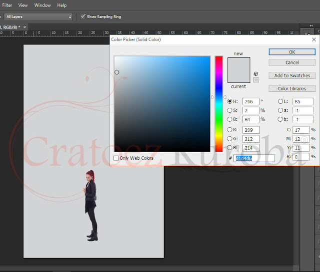Tutorial Membuat Digital Imaging