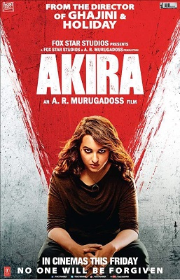 Akira (2016) Hindi 720p Blu-Ray X264 1.1GB