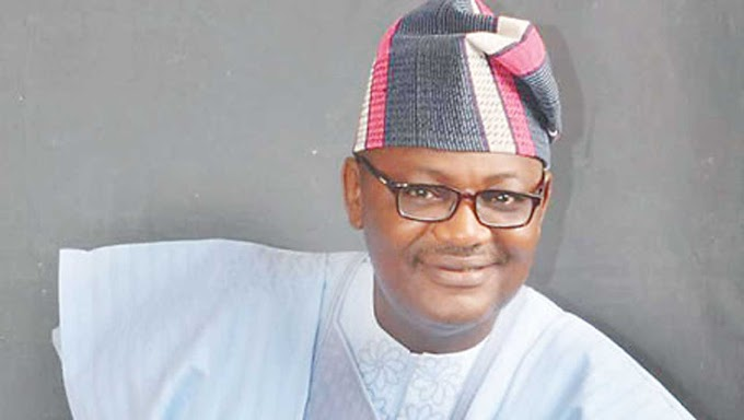 Ogun State youth group drums support for Isiaka