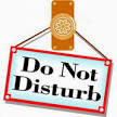 etisalat do not disturb me