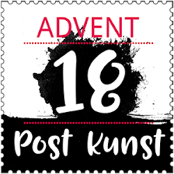 Advent-Mail-Art 2018